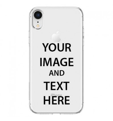 Apple iPhone XR custom case.