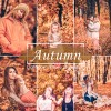 Mobile Lightroom Preset - Autumn