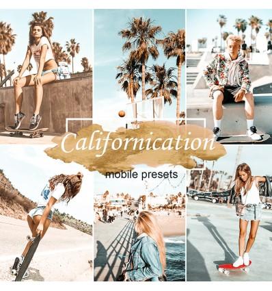 Mobile Lightroom Preset - Californication