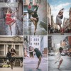 Mobile Lightroom Preset - Ballerina