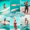 Mobile Lightroom Preset - Surfing